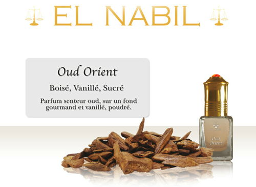 Parfum El Nabil :Oud Orient (Homme)-0
