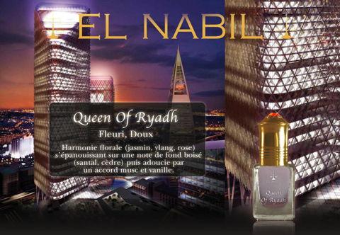 Parfum El Nabil : Queen of Ryadh (Femme)-0