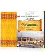 Pack : Histoires des Prophètes racontées par le Coran (9 Tomes)-0