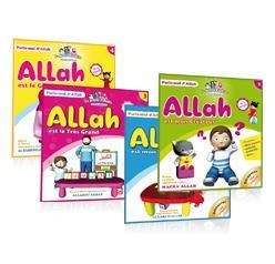 Collection de la petite Famille musulmane (le pack 4 livres) -0
