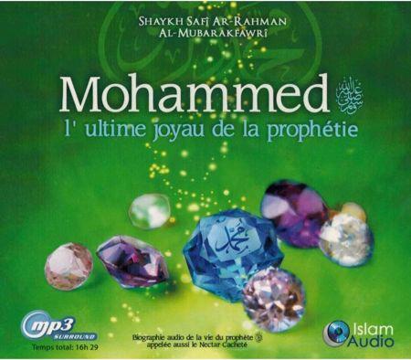 Muhammad - L'ultime joyau de la prophétie (CD mp3)-0