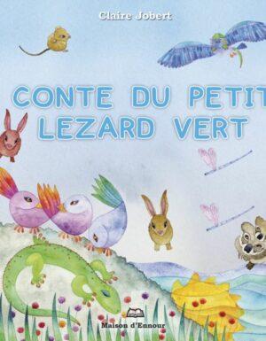 Conte du petit Lézard vert -0