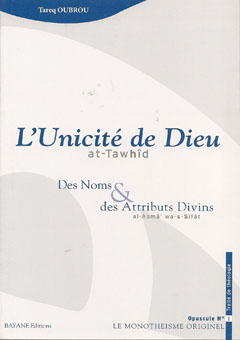 L'unicité de Dieu at-Tawhîd-0