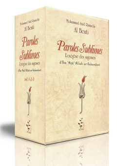 Paroles Sublimes - L'exégèse des sagesses - 3 Tomes-0
