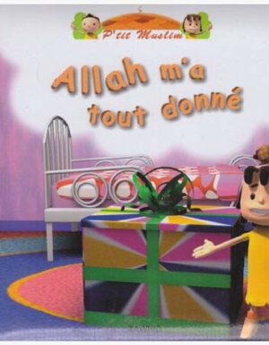 Allah m'a tout donné -0