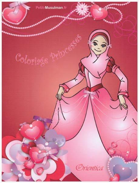 Coloriage princesses -0