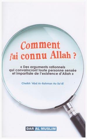 Comment j'ai connu Allah ?-0