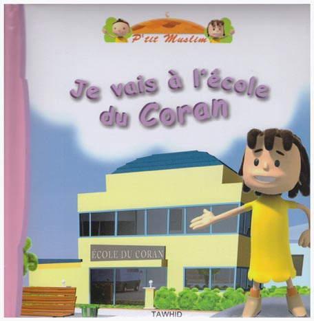 Je vais à l'école du Coran -0