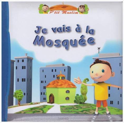Je vais à la mosquée -0