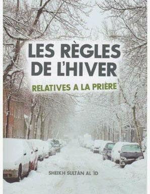 Les règles de l'hiver relatives à la prière -0