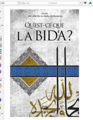 Qu'est-ce que la Bid'a ? – Format eBook