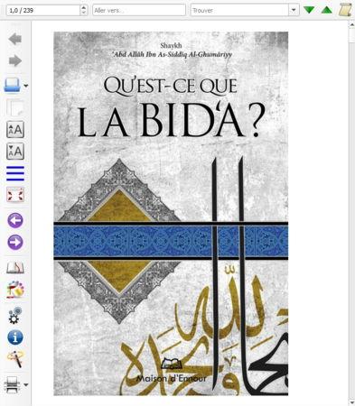 Qu'est-ce que la Bid'a ? - Format eBook-0