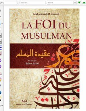 La foi du musulman – Format eBook