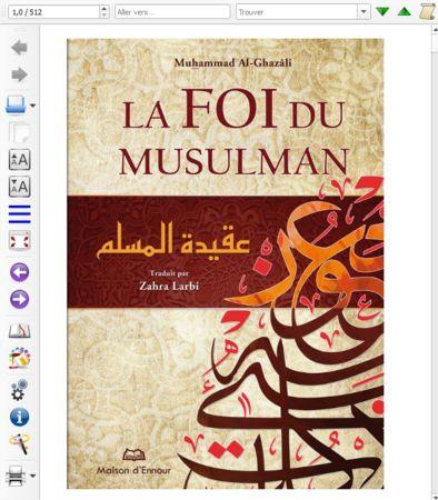 La foi du musulman - Format eBook-0