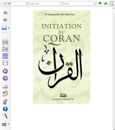 Initiation au Coran - Format eBook-0