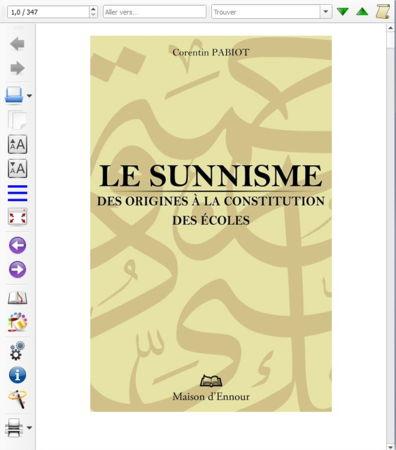 Le sunnisme - Format eBook-0