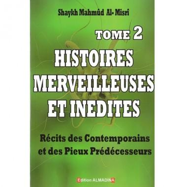 Histoires merveilleuses et inédites : Tome 2 -0