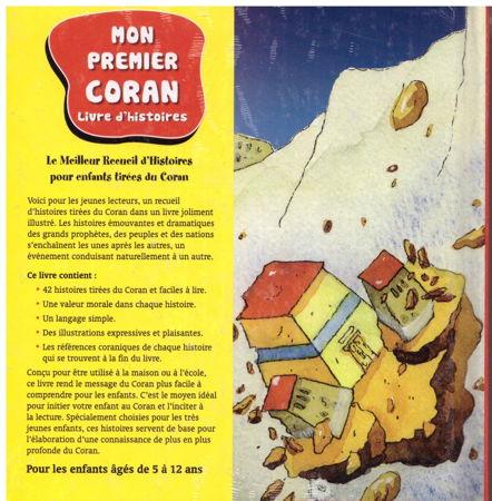 Mon Premier Coran livre d'histoires-6215