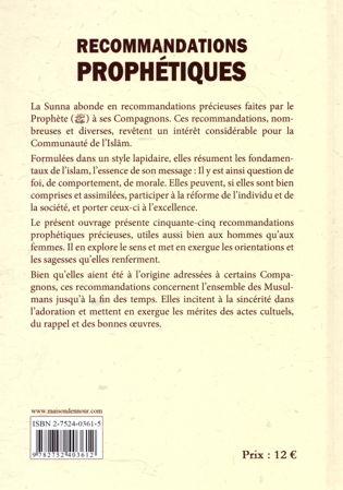 Recommandations prophétiques-6162