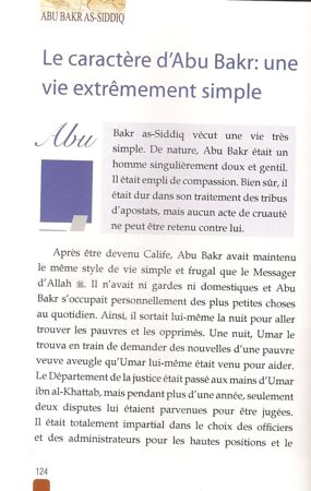 Histoire de l'Islam - Abu Bakr as-Siddiq - Le premier des Quatres Califes Bien-Guidés - Maulvi Abdul Aziz - Daroussalam-6347