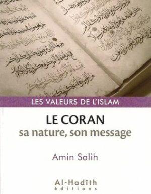 Le Coran sa nature, son message - Amin Salih - Al-Hadîth-0