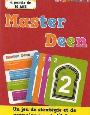 Jeux de cartes Master Deen 2