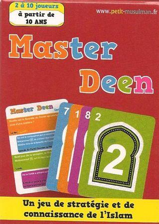 Jeux de cartes Master Deen 2-0