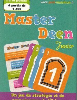 Jeu de cartes Master Deen Junior