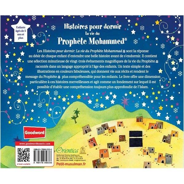Histoires pour dormir La vie du Prophète Mohammed-6287