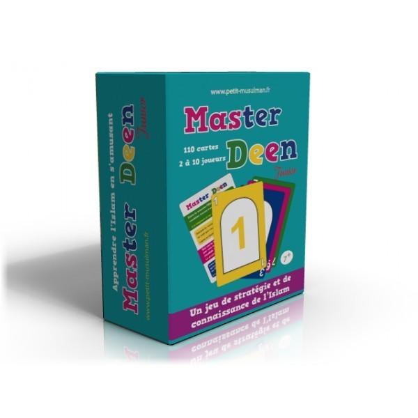 Jeu de cartes Master Deen Junior-6261