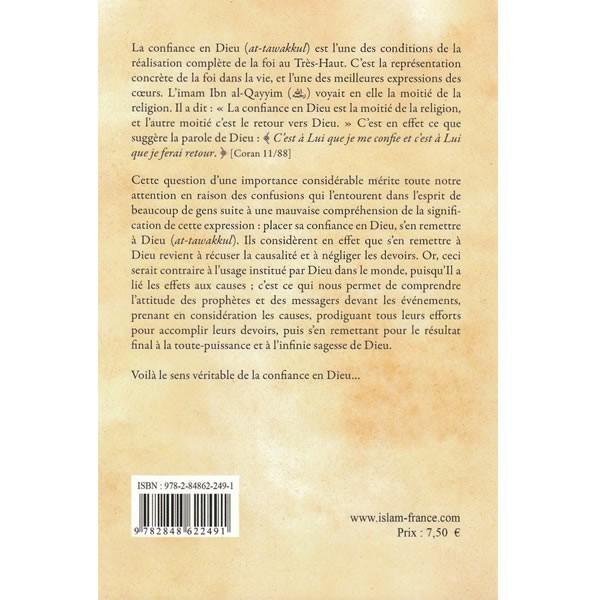 La Confiance en Dieu - Sens et bienfaits du Tawakkul --6229