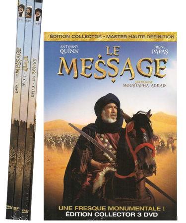 DVD-Le Message-Réalisation par Moustapha AKKAd-0