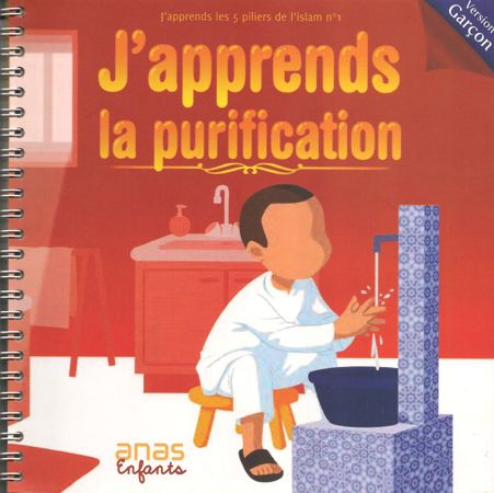 J'apprends la purification - Version garçon-0
