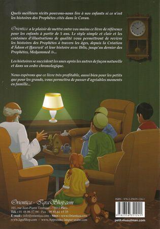 Les histoires des Prophètes racontées aux enfants (d'après les sources les plus authentiques)-6290