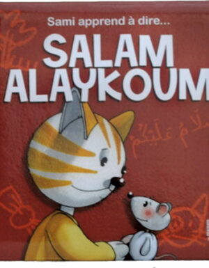 Sami apprend à dire Salam Alaykoum