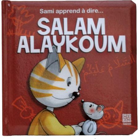 Sami apprend à dire Salam Alaykoum -0