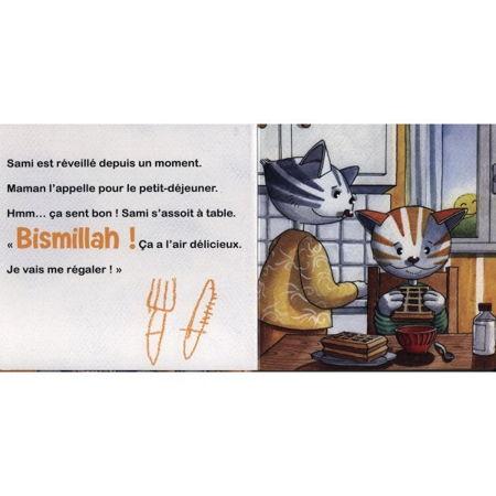 Sami apprend à dire Bismillah-6414