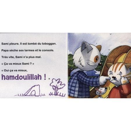 Sami apprend à dire Hamdoulillah -6417