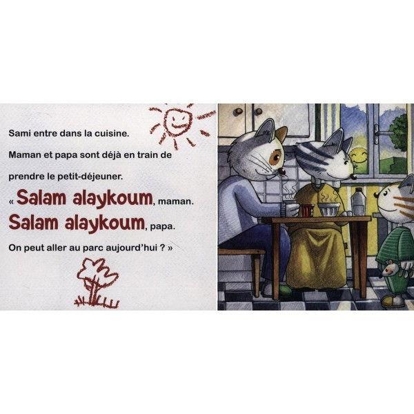 Sami apprend à dire Salam Alaykoum -6420