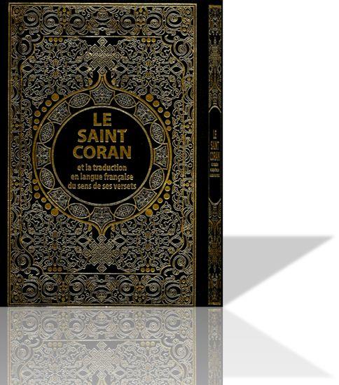Le Saint Coran et la traduction en langue française du sens de ses versets (AR/FR)-6494