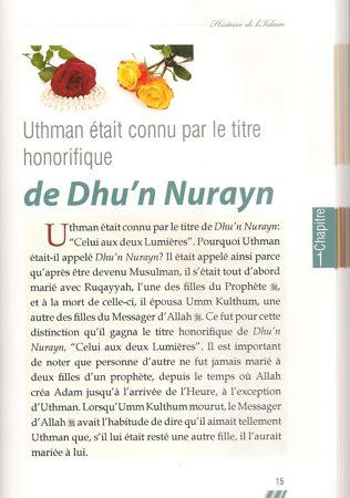 Histoire de l'Islam - Uthman ibn Affan - le troisième des Quatre Califes Bien-Guidés - Maulvi Abdul Aziz - Daroussalam-6352