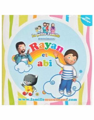 CD Rayan et Abi (sans musique ) Pixelgraf et famille musulmane-0