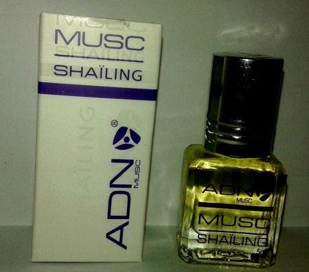 Musc Shaïling 5ml - ADN-6611