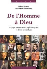De l'homme à Dieu : Voyage au coeur de la philosophie et de la littérature-0