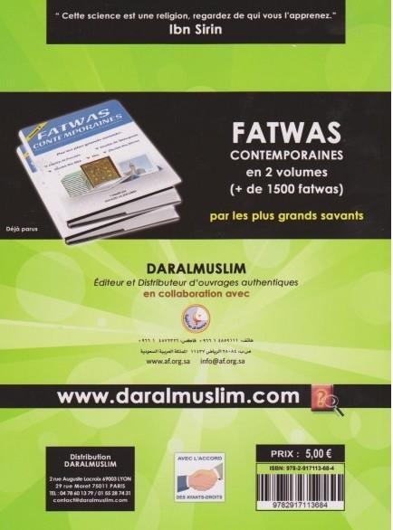L'éducation des enfants à la lumière du coran et de la sunna - Daralmuslim - Abd E-Salam Ibn Abd Allah E-Sulaiman-6775