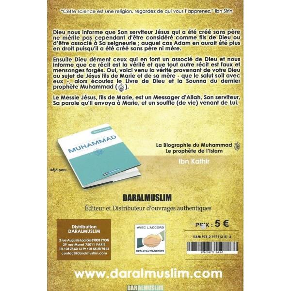 L'histoire de la vierge marie et la vérité sur la vie de jésus - daralmuslim- Sultan 'aid-6780