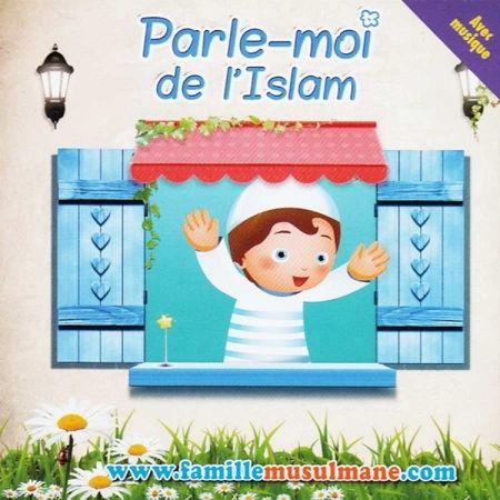 CD Parle-moi de l'Islam (Avec musique) - Pixelgraf et famille musulmane --0