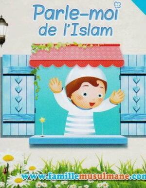 CD Parle-moi de l'Islam (Sans musique) – Pixelgraf et famille musulmane –