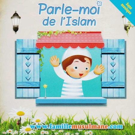 CD Parle-moi de l'Islam (Sans musique) - Pixelgraf et famille musulmane --0