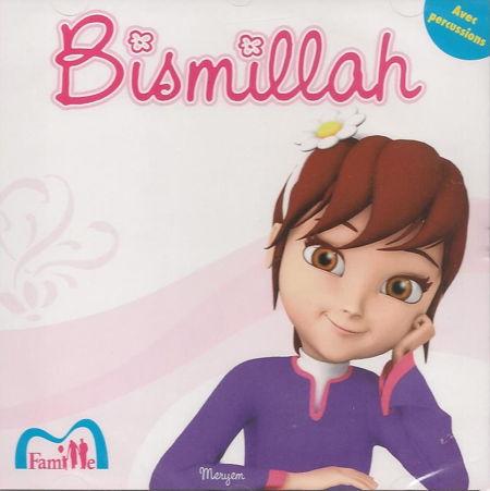 CD Bismillah (sans musique avec percussion ) Pixel Graf et Famille musulmane-0